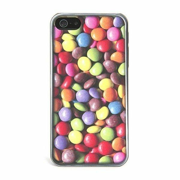 Купить Чехол Tucano для iPhone 5/5S/SE Delikatessen back cover (BNB)