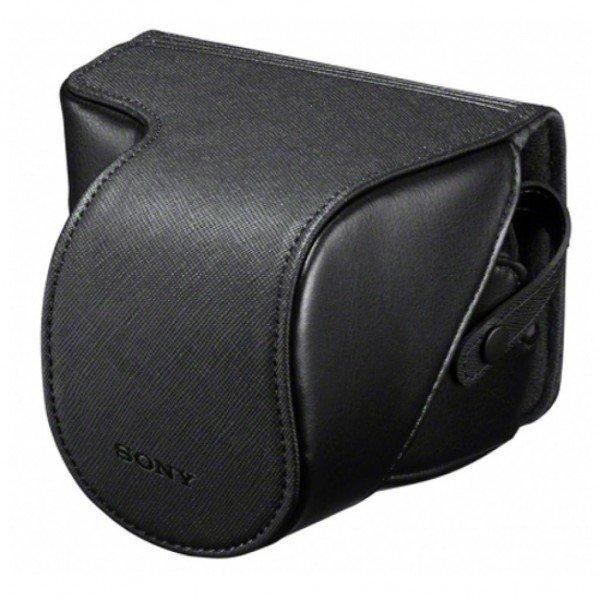 Купить Чехол для фотокамер Sony NEX LCS-EJC3 Black