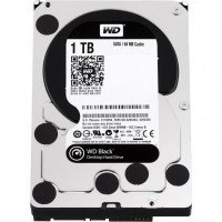 "Жесткий диск внутренний WD 1TB 7200rpm 64Mb 3.5"" SATA III Cache Black (WD1003FZEX)"