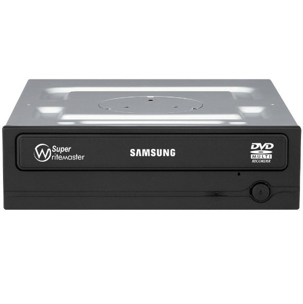 Оптичний привід Samsung DVD-RW SH-S224DB/BEBE SATA INT bulk (SH-224DB/BEBE) фото1