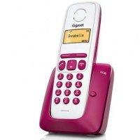 Радиотелефон DECT Gigaset A130 Bordeaux (S30852H2414S303)