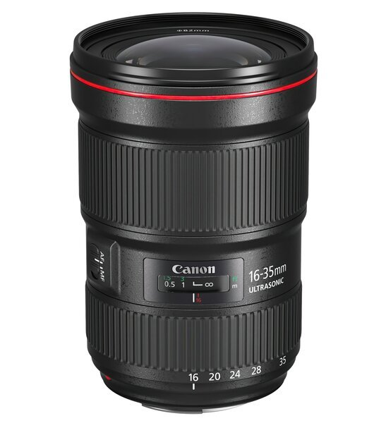 Объектив Canon EF 24-70 mm f/4.0L IS USM (6313B005)