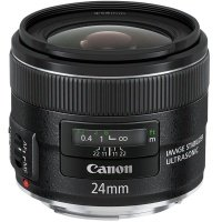 Объектив Canon EF 24 mm f/2.8 IS USM (5345B005)