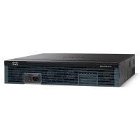 Маршрутизатор Cisco 2921 Sec Bundle w/SEC lic PAK (CISCO2921-SEC/K9)
