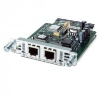 Модуль Cisco Two-port Voice Interface Card - FXO (VIC2-2FXO =)