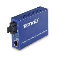 Медиаконвертер TENDA TER860S 100BaseTX/FX SingleMode, до 20км (TER860S)