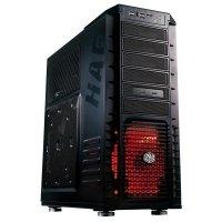 Корпус Cooler Master HAF 932,без БП,2xUSB3.0 port,полностью черный (RC-932-KKN5-GP)