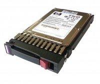 "Накопитель HDD для сервера HP 2.5"" SAS 300GB 10K DP SFF hot-plug (507127-B21)"