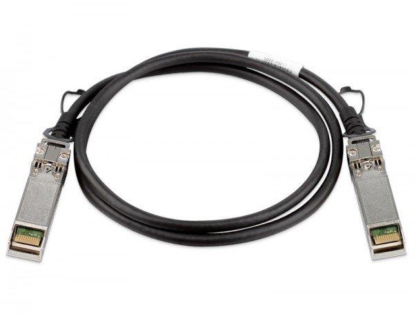 Модули для коммутаторов, Кабель D-Link DEM-CB100S 10-GbE SFP+ Direct Attach Cable, 1m (DEM-CB100S)  - купить со скидкой
