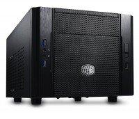 Корпус ПК Cooler Master Elite 130 без БП чорний mini-ITX (RC-130-KKN1)