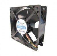 Корпусный вентилятор CHIEFTEC Thermal Killer AF-1238B,120мм,2300 об/мин,3pin/Molex,42dBa (AF-1238B)