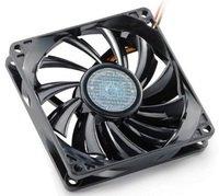 Вентилятор для корпуса Cooler Master Standard 80мм, 2000об/мин,3pin,20dBA (R4-SPS-20AK-GP)