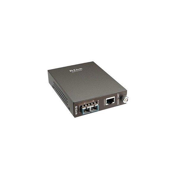 Купить Медиаконвертеры, Медиаконвертер D-Link DMC-700SC 1000BaseTX-BaseSX Fiber (DMC-700SC)