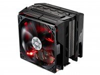 Процесорний кулер Cooler Master V4 GTS LGA2011/1366/1156/1155/1150/775/FM2/FM1/AM3 (+) PWM (RR-V4VC-18PR-R1)