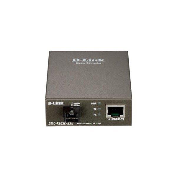 d-link МедиаконвертерD-LinkDMC-F20SC-BXU