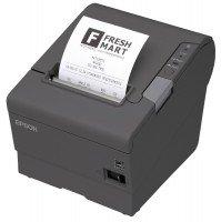 Принтер спец. thermal Epson TM-T88V USB+Ethernet I/F Incl.PC-180 (Dark Grey) (C31CA85238)