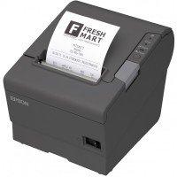 Принтер спец. thermal Epson TM-T88V RS-232/USB I/F Incl.PC-180 (Dark Grey) (C31CA85042)