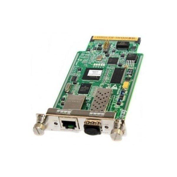 Модуль HP MSR 1-port 10/100/1000 SIC Module (JD572A) фото 1