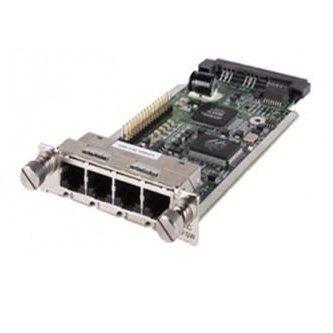 Модуль HP 4-port 10/100 SIC MSR Module (JD573B) фото 1