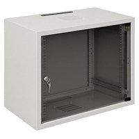 "19"" шкаф ZPAS 10U, глуб. 400 мм., серый цвет (WZ-3504-01-02-011)"