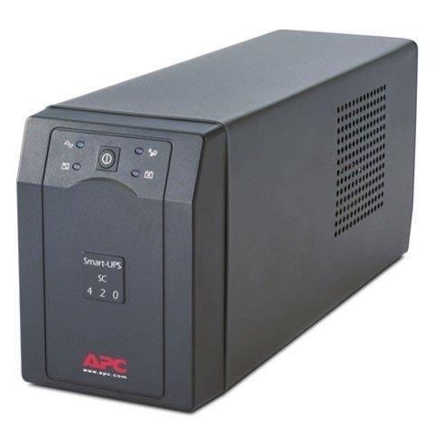 ДБЖ APC Smart-UPS SC 420VA (SC420I) фото