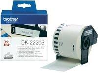 Картридж Brother для специализированного принтера QL-1060N/QL-570 (62mm x 30.48M) (DK22205)