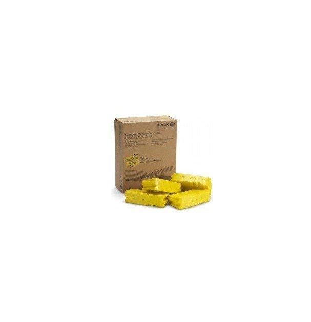 Брикеты твердочернильные Xerox CQ92xx Yellow (108R00839) фото 1