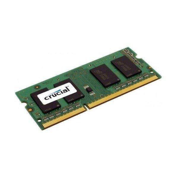 Память для ноутбука Micron Crucial DDR3 1600 8Gb 1.35V (CT102464BF160B)  - купить со скидкой