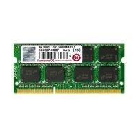 Пам'ять для ноутбука Transcend DDR3 1333 4Gb (JM1333KSN-4G)