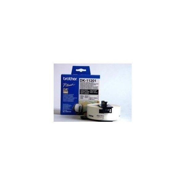 Картридж Brother для специализированного принтера QL-1060N/QL-570 (Standard address labels) (DK11201) фото 1