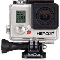 Экшн-камера GoPro HERO3+ Silver (CHDHN-302)