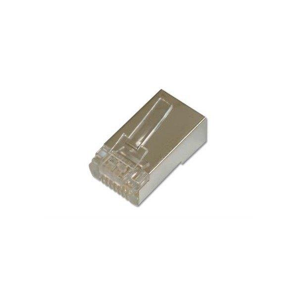 Купить Коннектор DIGITUS RJ45 Cat.5e FTP 100 шт (A-MO8/8SRS)