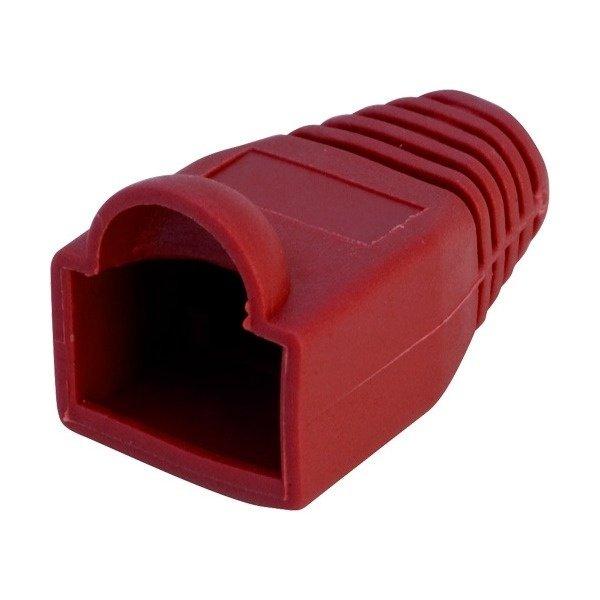 Купить Колпачок Digitus для RJ45 красный 100 шт. (A-MOT/R8/8)