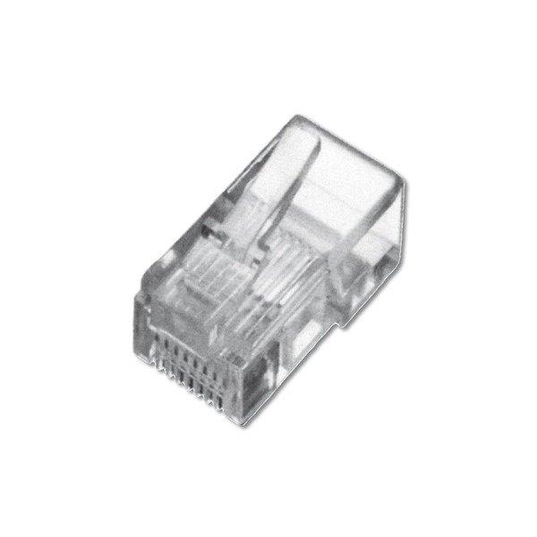 Купить Коннектор DIGITUS RJ45 Cat.5e UTP (A-MO8/8SF)