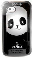 Чехол ODOYO для iPhone 5/5S/SE NEW BORN PANDA