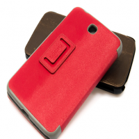Чехол Ozaki для планшета Galaxy Tab 3 7.0 BLAZING Red