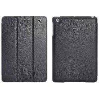 Чехол i-Carer для планшета iPad mini Retina Ultra thin genuine leather series Black