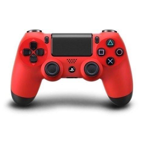 Джойстик SONY Dualshock для PS4 Red (818.2) фото 1