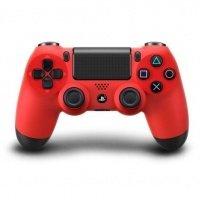 Джойстик SONY Dualshock для PS4 Red (818.2)