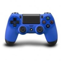 Джойстик SONY Dualshock для PS4 Blue (105789)