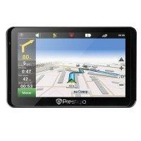 Навигатор GPS Prestigio GeoVision 5850 HDDVR с видеорегистратором