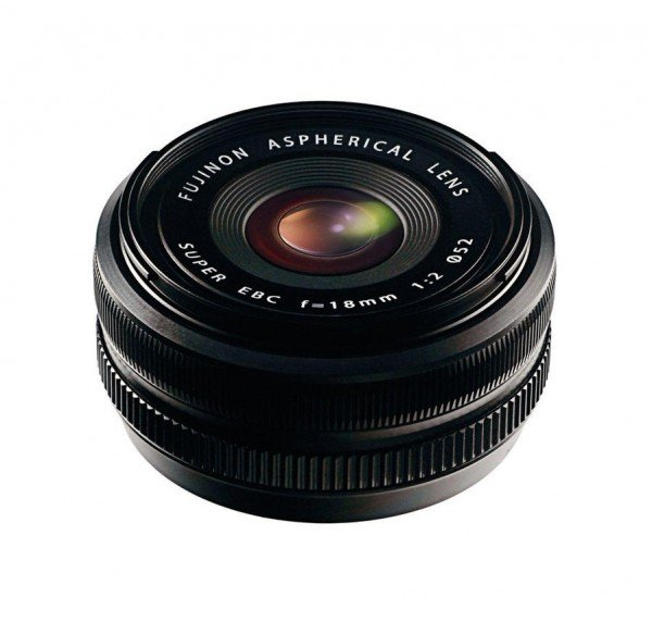 Купить Объективы, Объектив Fujifilm XF 18 mm f/2.0 R (16240743)