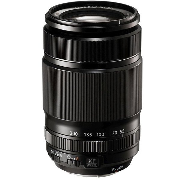 Объективы, Объектив Fujifilm XF 55-200 mm f/3.5-4.8 OIS (16384941)  - купить со скидкой