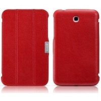 "Чехол i-Carer для планшета Galaxy Tab 3 SM-T310 7"" leather Red"