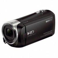 Цифровая видеокамера HDV Flash Sony Handycam HDR-CX240 Black (HDRCX240EB.CEL)