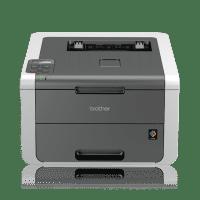 Принтер лазерный Brother HL-3140CW с Wi-Fi (HL3140CWR1)