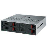 "Корпус для 4x2.5"" HDD / SSD CHIEFTEC SATA Backplane ATM-1042S, aluminium / plastic (ATM-1042S)"
