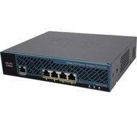 Контроллер Cisco 2504 Wireless Controller for High Availability (AIR-CT2504-HA-K9)