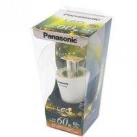 Светодиодная лампа PANASONIC LED Nostalgic 10W (60W) 2700K 806lm E27 (LDAHV10L27CGEP)