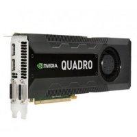 Видеокарта HP NVIDIA Quadro K5000 GFX 4GB GDDR5 (C2J95AA)
